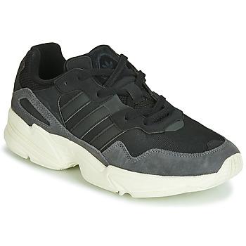 Schoenen Heren Lage sneakers adidas Originals YUNG-96 Zwart
