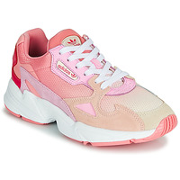 Schoenen Dames Lage sneakers adidas Originals FALCON W Roze