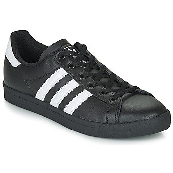 Schoenen Kinderen Lage sneakers adidas Originals COAST STAR J Zwart / Wit