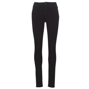 Textiel Dames Skinny Jeans Levi's 721 HIGH RISE SKINNY Lang / Shot