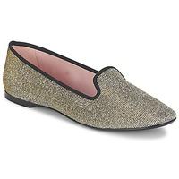 Schoenen Dames Ballerina's Pretty Ballerinas FAYE Metallic / Shine