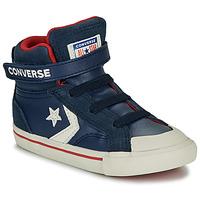 Schoenen Kinderen Hoge sneakers Converse PRO BLAZE STRAP - HI Marine