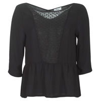 Textiel Dames Tops / Blousjes Betty London LADY Zwart