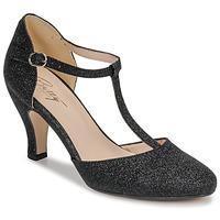 Schoenen Dames pumps Betty London EPINATE Zwart
