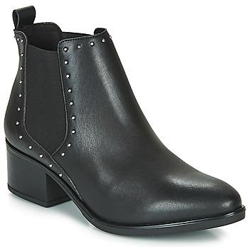 Schoenen Dames Laarzen Betty London LORYE Zwart