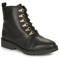 Schoenen Dames Laarzen Betty London LYSIS Zwart / Vegan