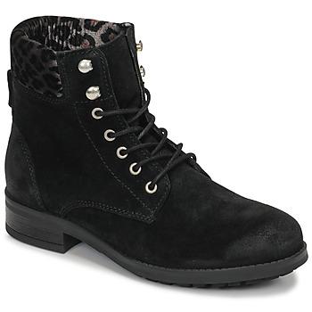 Schoenen Dames Laarzen Betty London LIVIANE Zwart