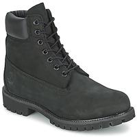 Schoenen Heren Laarzen Timberland 6IN PREMIUM BOOT Zwart