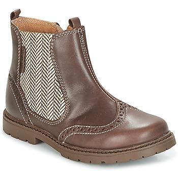 Schoenen Kinderen Laarzen Start Rite DIGBY Bruin