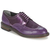 Schoenen Dames Derby Robert Clergerie ROEL Violet