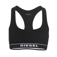 Ondergoed Dames Modern Bralette Diesel MILEY Zwart