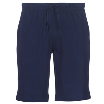 Textiel Heren Korte broeken / Bermuda's Polo Ralph Lauren SLEEP SHORT-SHORT-SLEEP BOTTOM Marine