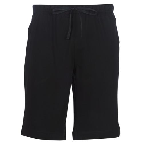 Textiel Heren Korte broeken / Bermuda's Polo Ralph Lauren SLEEP SHORT-SHORT-SLEEP BOTTOM Zwart