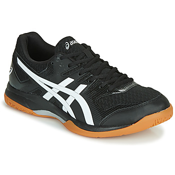 Schoenen Heren Indoor Asics GEL-ROCKET 9 Zwart / Wit