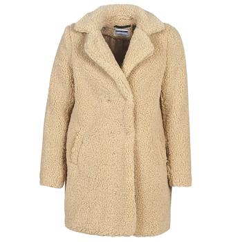 Textiel Dames Mantel jassen Noisy May NMGABI Beige