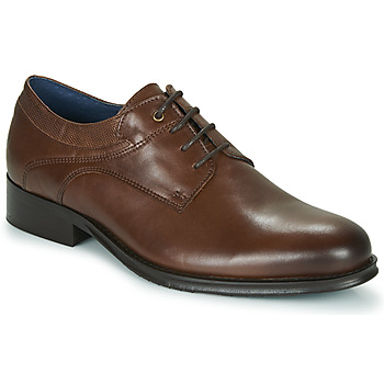 Schoenen Heren Derby Carlington LUCIEN Bruin