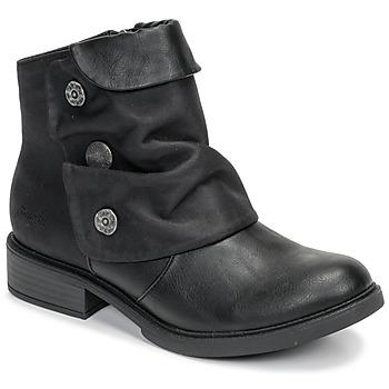 Schoenen Dames Laarzen Blowfish Malibu VYNN Zwart