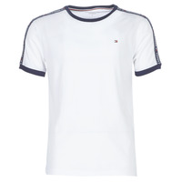 Textiel Heren T-shirts korte mouwen Tommy Hilfiger AUTHENTIC-UM0UM00563 Wit