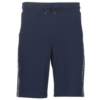 Textiel Heren Korte broeken / Bermuda's Tommy Hilfiger AUTHENTIC-UM0UM00707 Marine