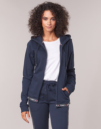 Textiel Dames Sweaters / Sweatshirts Tommy Hilfiger AUTHENTIC-UW0UW00582 Marine