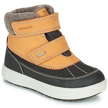 Schoenen Kinderen Laarzen Primigi PEPYS GORE-TEX Bruin