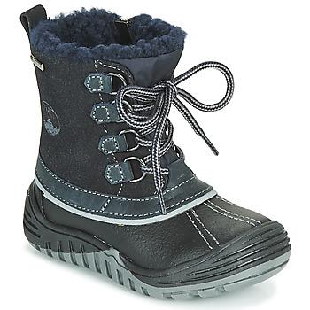 Schoenen Kinderen Snowboots Primigi FLEN-E GORE-TEX Blauw