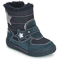 Schoenen Meisjes Snowboots Primigi (enfant) RIDE 19 GORE-TEX Blauw