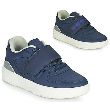 Schoenen Kinderen Lage sneakers Primigi (enfant) INFINITY LIGHTS Blauw