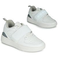 Schoenen Kinderen Lage sneakers Primigi INFINITY LIGHTS Wit