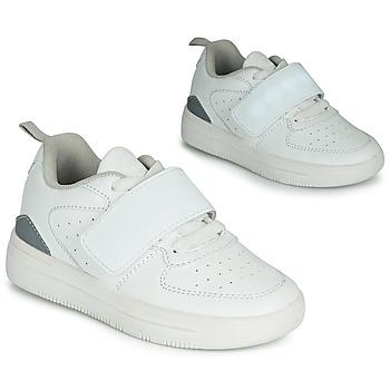 Schoenen Kinderen Lage sneakers Primigi (enfant) INFINITY LIGHTS Wit