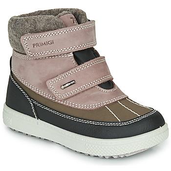 Schoenen Meisjes Snowboots Primigi PEPYS GORE-TEX Old / Roze / Bruin