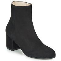 Schoenen Dames Enkellaarzen Ippon Vintage NEXT DAY Zwart