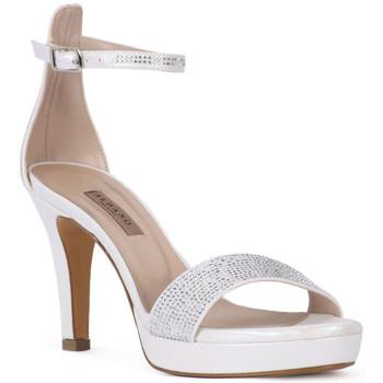 Schoenen Dames Sandalen / Open schoenen Albano LUX BIANCO Bianco