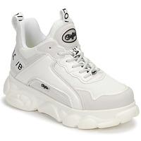 Schoenen Dames Lage sneakers Buffalo CORIN Wit / Zwart