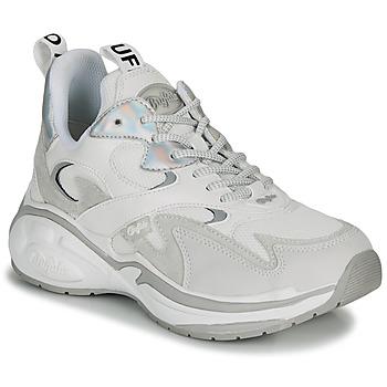 Schoenen Dames Lage sneakers Buffalo CAI Wit / Zilver