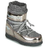 Schoenen Dames Laarzen Kangaroos K-MOON Grijs