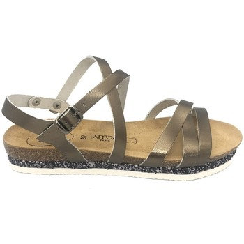 Schoenen Dames Sandalen / Open schoenen Amoa sandales MIMOSAS Aciero Grijs