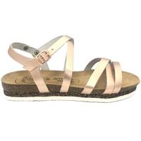 Schoenen Dames Sandalen / Open schoenen Amoa sandales MIMOSAS Rose Roze