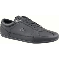Schoenen Heren Lage sneakers Lacoste Evara 119 1 Noir