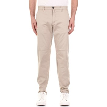 Textiel Heren Chino's Selected 16066556 Beige