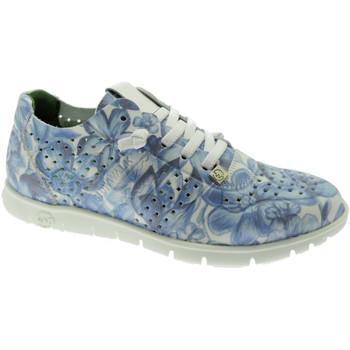 Schoenen Dames Lage sneakers Slowwalk SLOW10707Wfio blu