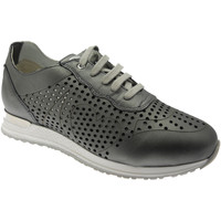 Schoenen Dames Lage sneakers Calzaturificio Loren LOC3845gr grigio