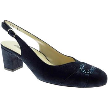 Schoenen Dames Sandalen / Open schoenen Melluso MEX589bl blu