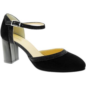 Schoenen Dames pumps Soffice Sogno SOSO9351ne nero