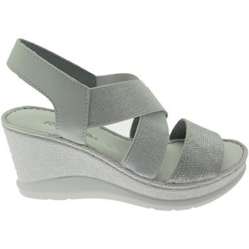 Schoenen Dames Sandalen / Open schoenen Riposella RIP40811gr grigio