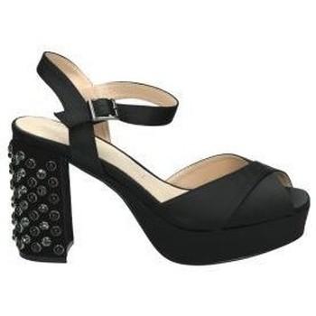 Schoenen Dames Sandalen / Open schoenen Carolina Boix 61602 Noir