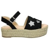 Schoenen Dames Sandalen / Open schoenen MTNG 57839 Noir