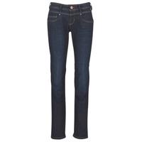 Textiel Dames Straight jeans Freeman T.Porter CATHYA SDM Blauw / Brut