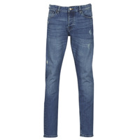 Textiel Heren Skinny jeans Only & Sons ONSLOOM Blauw / Medium