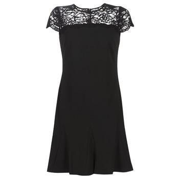 Textiel Dames Korte jurken Lauren Ralph Lauren CALLY Zwart